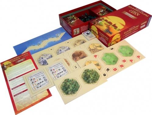 Колонизаторы (Catan). Расширение для 5-6 игроков