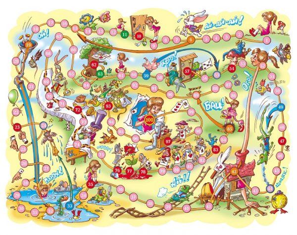 2 в 1 Алиса в стране чудес. Винни-Пух и его друзья