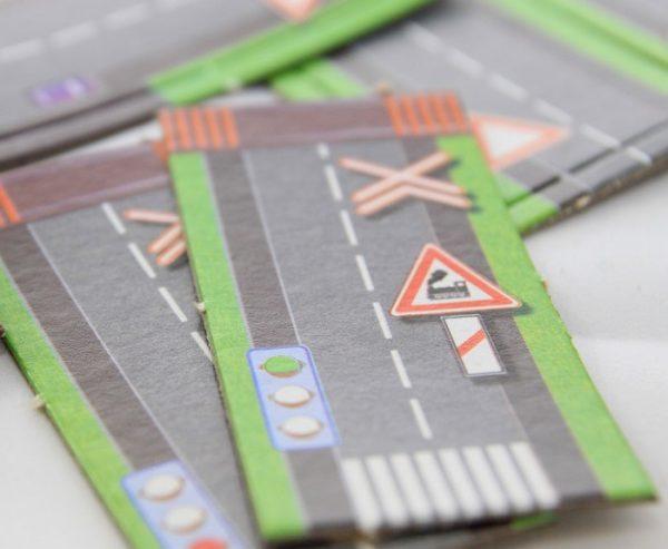 Домино Умное «Дорога» (правила дорожного движения)