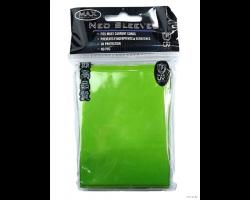 Протекторы (зелёные), 50шт, 66×93мм