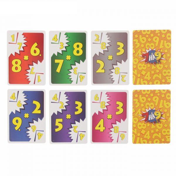 Семь на девять (7 на 9) Multi
