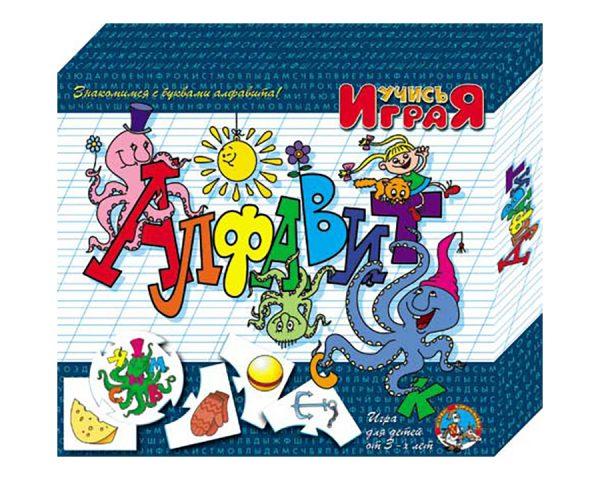 Учись играя «Алфавит»