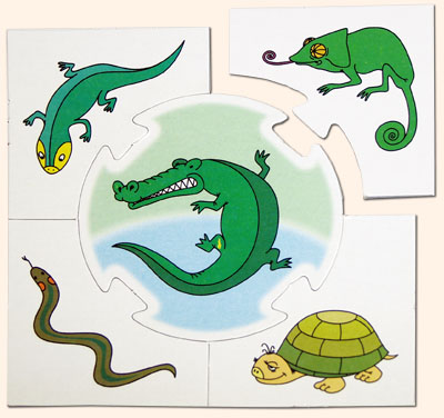 Учись играя «Живая природа»