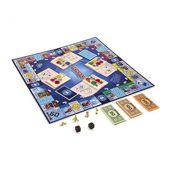 Всемирная монополия (Monopoly Here & Now)