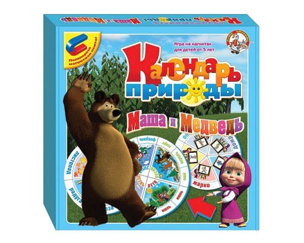 Календарь природы «Маша и Медведь»