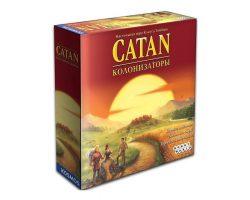 Колонизаторы (Catan) (4-е рус. изд.)