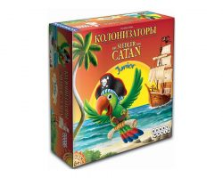 Колонизаторы (Catan) Junior