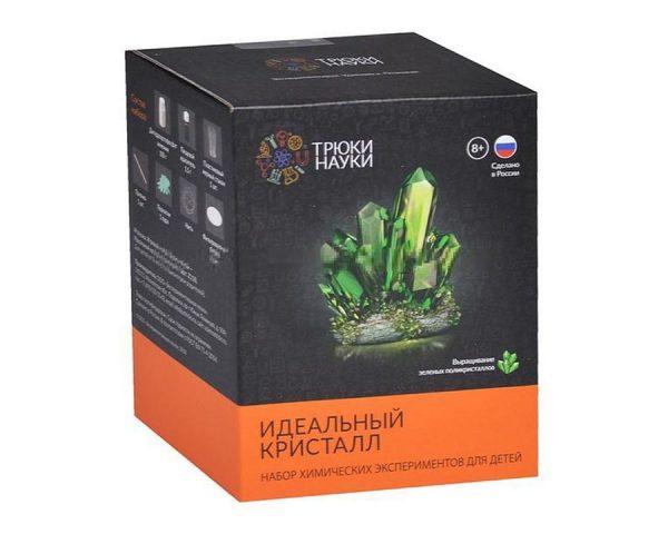 Идеальный кристалл (зеленый)