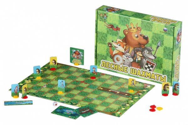 Лесные шахматы