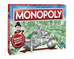 Монополия (Monopoly) (новая версия)