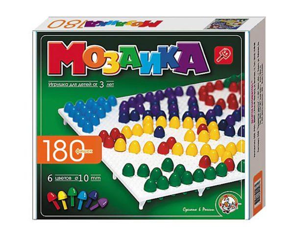 Мозаика d10/6 цв/180 эл/1 поле