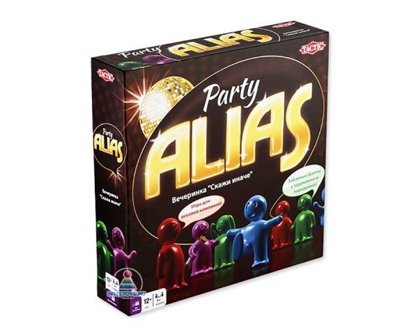 СКАЖИ ИНАЧЕ для вечеринок (ALIAS Party)
