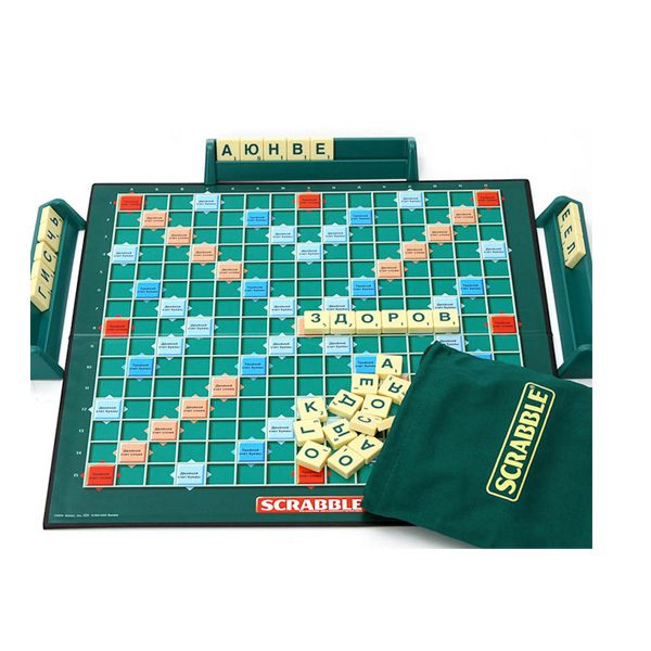 Скрэббл (Scrabble)