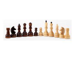 Шахматы турнирные в комплекте с доской