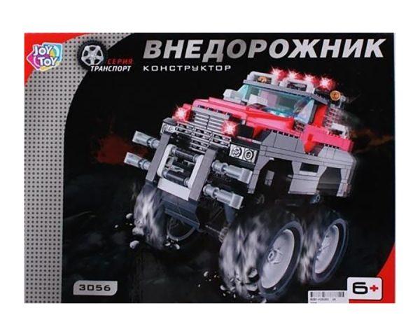 Конструктор-машина «Внедорожник»