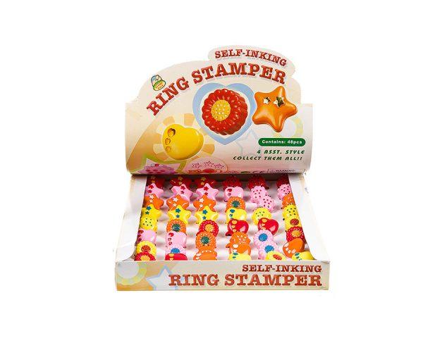 Игровая печать «Ring Stamper» в ассортименте
