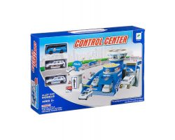 Игровой набор «Полицейский участок» с 3 машинами