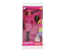 Кукла «Defa Lucy» с зимней одеждой и аксессуарами