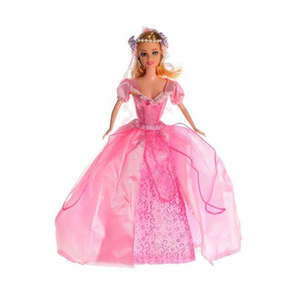 Кукла «Koler Fashion Girl» в розовом платье