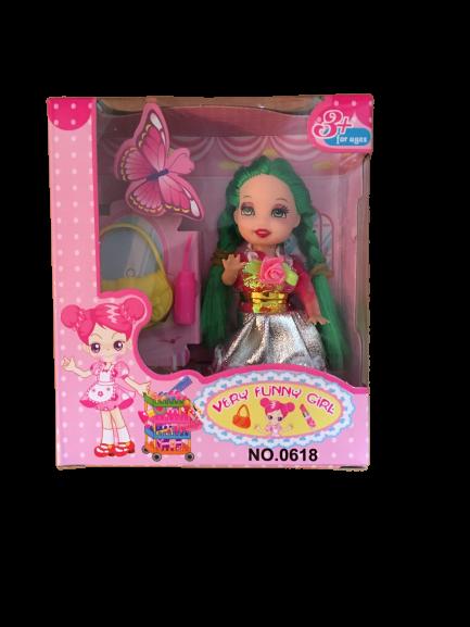 Куколка Very Funny Girl с аксессуарами