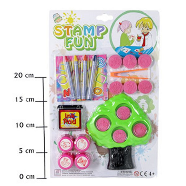 Набор печатей «Stump Fun»