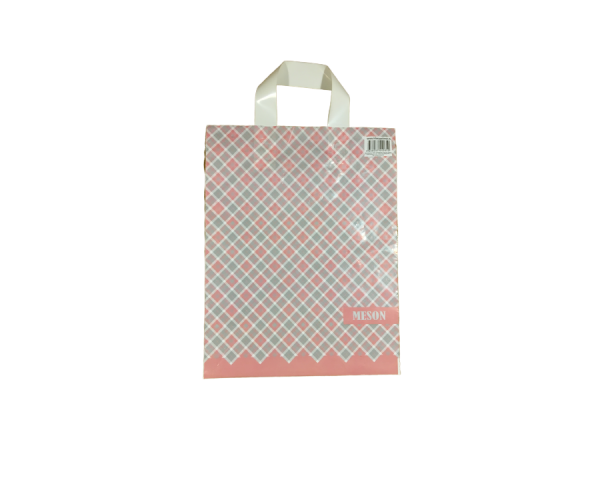Пакет ПВД петлевой 28*35 55 мкм «Мезон»