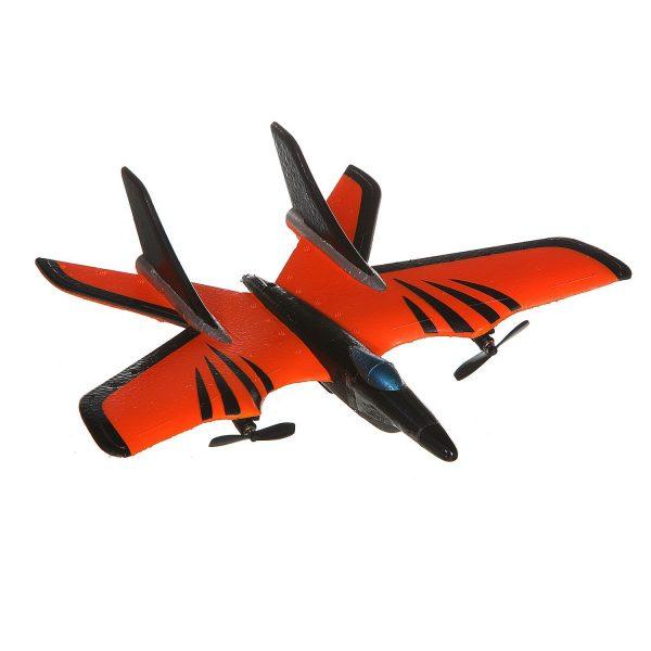 Самолёт на ручном управление с электродвигателем