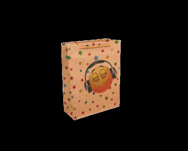 Пакет крафт «Меломан»