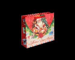 Пакет ламинированный горизонтальный «Почта Деда Мороза»