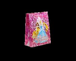 Пакет подарочный «Прекрасной принцессе»