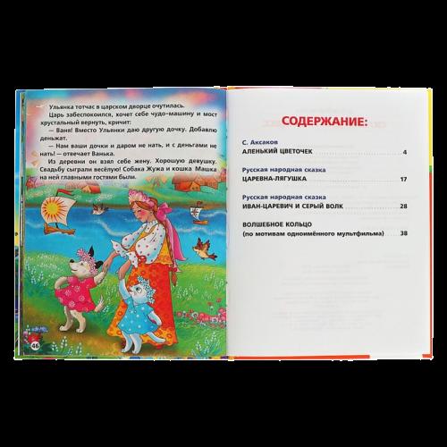 Детская библиотека. Сказки для принцесс
