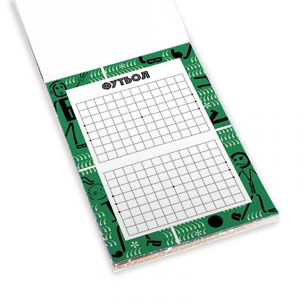 Игры на бумаге №2 (6 игр) Планшет