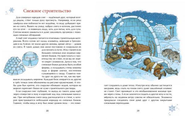 Ольга Дворнякова. Книжка про снежинки