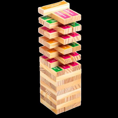Падающая башня «Джемба» с фантами