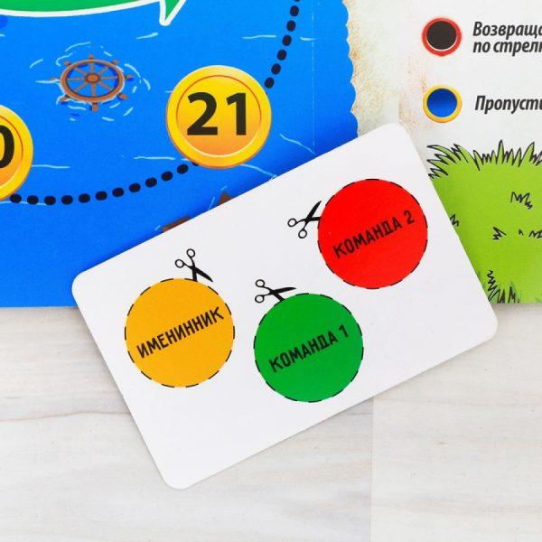 Игра на праздник «С днём рождения»