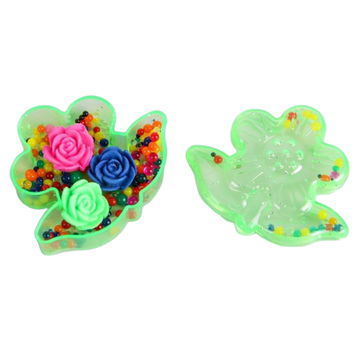Растущие игрушки «Бабочки и цветочки» и «Розы»