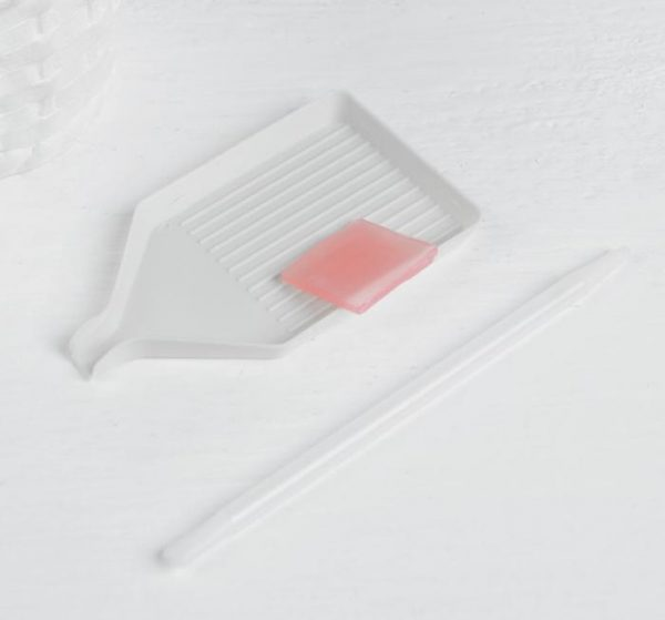 Алмазная вышивка с частичным заполнением «Взгляд кошки» (20*30 см)