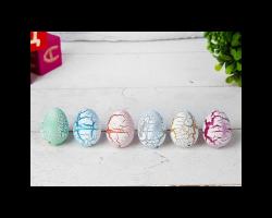 Растущие игрушки «Единорог» в мраморном яйце, МИКС
