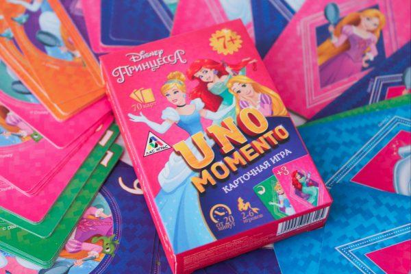 UNO momento. Принцессы Дисней, Disney