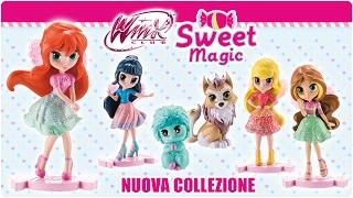 Фигурка Winx Sweet Magic