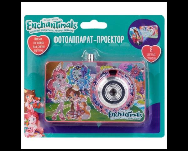 Фотоаппарат-проектор «Энчалтималс», 8 слайдов
