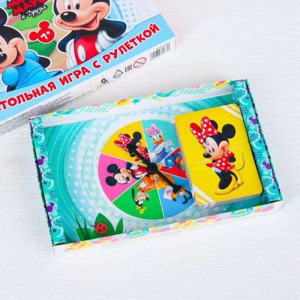 Игра с рулеткой «Микки Маус»