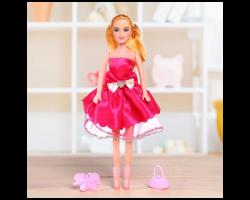 Кукла модель «Даша» в платье