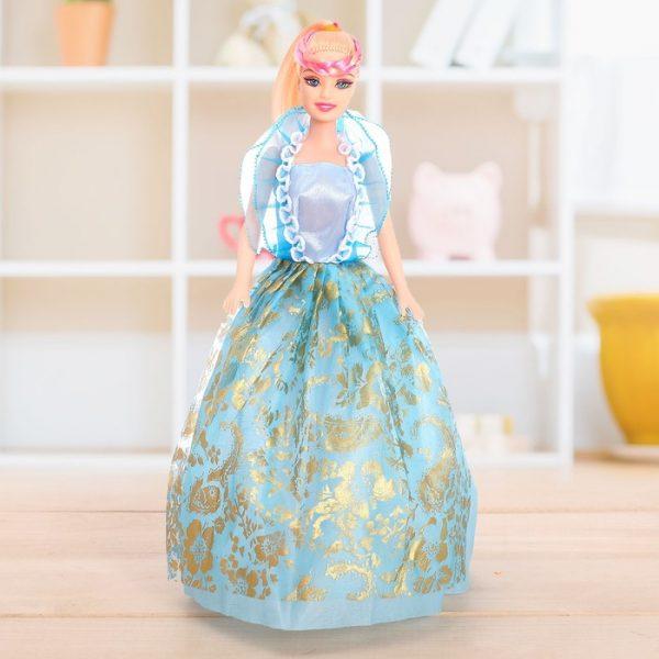 Кукла модель «Эмма» в платье