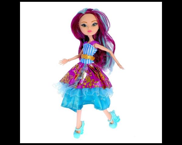 Кукла модница шарнирная «Элина» с аксессуарами