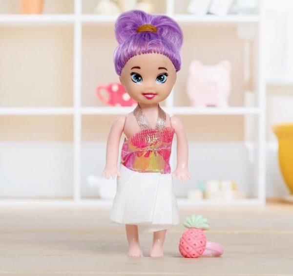 Куколка-сюрприз Surprise doll с колечком