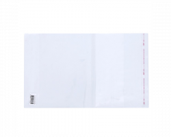Обложка ПП 241 х 380 мм, 80 мкм, для прописей, с клеевым краем, универсальная