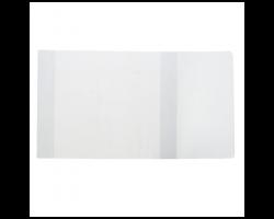 Обложка ПВХ 293 х 555 мм, 100 мкм, для атласов и контурных карт, универсальная