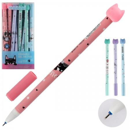 Ручка «пиши-стирай» гелевая MIAO