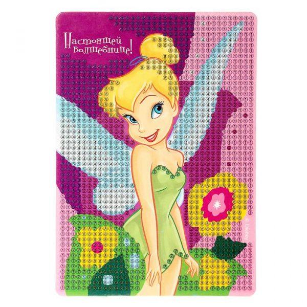 Алмазная мозаика для детей «Настоящей волшебнице», Феи